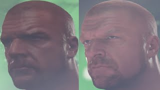 getlinkyoutube.com-WWE 2K16 vs WWE 2K15 Superstar Face Comparison (John Cena, Triple H, King Barret & Stone Cold!)