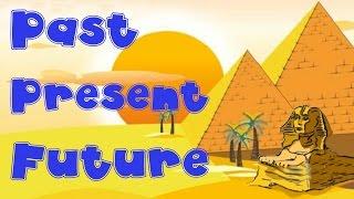 getlinkyoutube.com-Indefinite Pronouns; Verbs: Past, Present, and Future Tense - English Grammar Lesson for Children