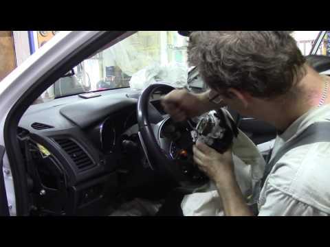 Кузовной ремонт. Как снять панель на Ситроен C4 Aircross и Мицубиши ASX.Body repair.