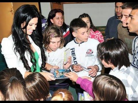 Humana survajverka: Stanija Dobrojevic posetila Decje selo