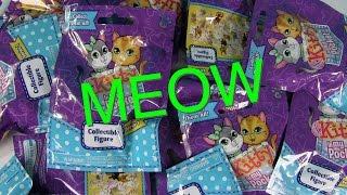 getlinkyoutube.com-Kitty In My Pocket series 1 Blind Bag Palooza | PSToyReviews