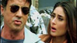 getlinkyoutube.com-Sylvester Stallone the stunt man | Kambakkht Ishq
