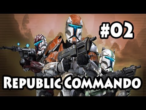 Star Wars Republic Commando #02 [DE|HD] - Geonosianer!