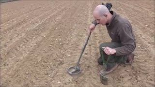 getlinkyoutube.com-Metal Detecting Germany Nr.67  Ancient Coins and Silver!!