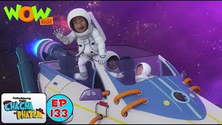 Khoji Ka satellite - Chacha Bhatija - 3D Animation Cartoon for Kids - As seen on Hungama