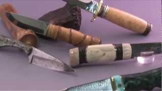 getlinkyoutube.com-Handgemachte Messer von Hubs