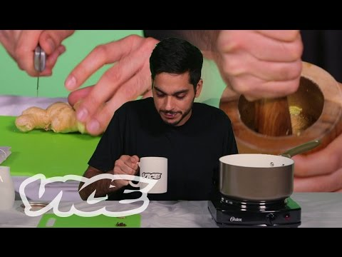 SMOKEABLES: Cannabis-Infused Chai That'll Get you High
