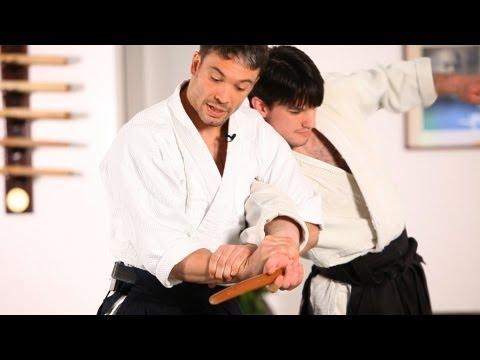 How to Do Tanto Tori | Aikido Lessons