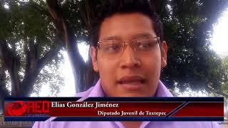 Presenta Diputado Juvenil de Tuxtepec, iniciativa para reformar Ley Electoral