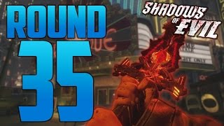 getlinkyoutube.com-INSANE SHADOWS OF EVIL HIGH ROUND GLITCH!!!- BO3 ZOMBIES!!!
