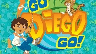 getlinkyoutube.com-Go Diego Go! - Dinosaur Adventure - Full Game 2014