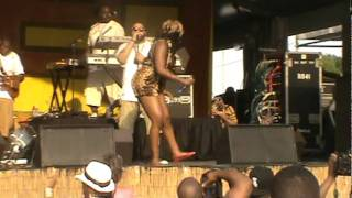 getlinkyoutube.com-Fantasia - New Orleans Jazz Festival pt.4