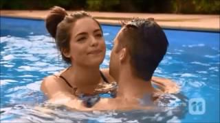 getlinkyoutube.com-Paige and Mark 2015 Kisses and Hugs