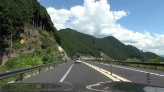 getlinkyoutube.com-〔遠阪トンネル有料道路〕遠阪トンネル料金所⇒青垣IC 2012 8 24