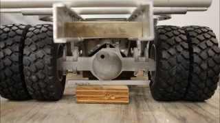 getlinkyoutube.com-All metal RC Kenworth Log Truck build in pictures