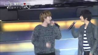 getlinkyoutube.com-Compilation KyuSung moments ~ (part 4)