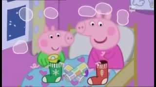 getlinkyoutube.com-Peppa Pig   Arriva Babbo Natale stagione 3 episodi