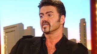 getlinkyoutube.com-George Michael talks about  his sexuality (1998)
