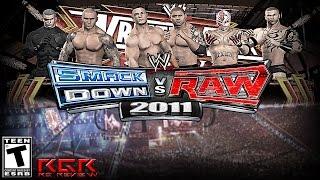 getlinkyoutube.com-SmackDown VS  RAW 2011 | ไต่บันไดเปิดซิงกระเป๋า
