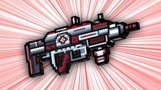 getlinkyoutube.com-Pixel Gun 3D - Future Rifle UP1 [Review]