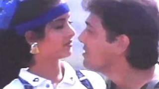 getlinkyoutube.com-Jaane De Jaane De - Govinda, Divya Bharati, Shola Aur Shabnam Song