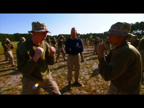 Marine Corps Martial Arts Program