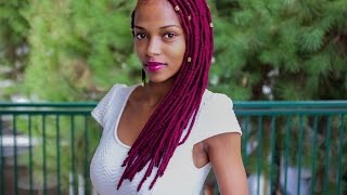 How to: Yarn Faux Locs
