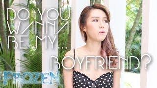 getlinkyoutube.com-FROZEN COVER - Do you wanna be my Boyfriend??