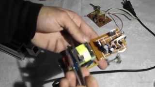 Импульсное ЗУ для автомобильных аккумуляторов