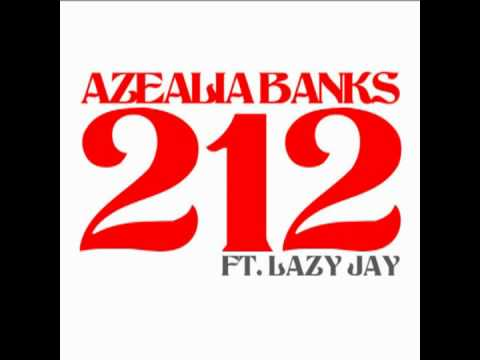 Azealia Banks Ft. Lazy Jay - 212 (Lucifuck Mix)