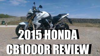 getlinkyoutube.com-HONDA CB1000R 2015 REVIEW & TEST