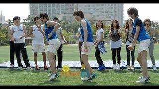 getlinkyoutube.com-[Full Show] Dream Team Ep 1 {Song Joong Ki, Minho, Junho, Kara, Danny,..} (Vietsub)