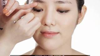 getlinkyoutube.com-매트 브라운 아이 메이크업_Matte Brown Eye Makeup