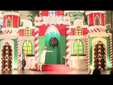 Prince and Clara the Nutcracker - Marlupi Dance Academy