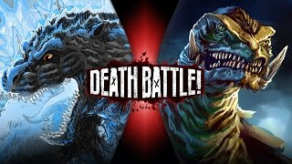 getlinkyoutube.com-Godzilla VS Gamera | DEATH BATTLE! | ScrewAttack