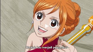 Bergabungnya Zeus Dengan Kru Mugiwara   One Piece Episode 845 Sub Indo