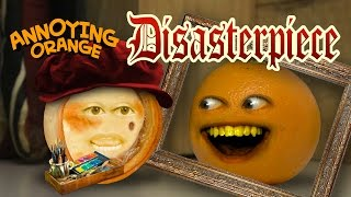 getlinkyoutube.com-Annoying Orange - Disasterpiece!