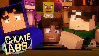 Minecraft: FIVE NIGHTS AT GUTIN'S! (Chume Labs 2 #3)