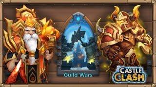 getlinkyoutube.com-Castle Clash Quick Guild Wars Stream! LHC & FF Chest Opening!