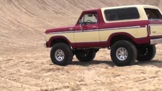 getlinkyoutube.com-BRONCOS! BRONCOS! BRONCOS! at Silver Lake Sand Dunes