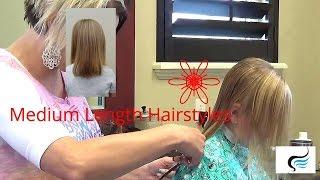 getlinkyoutube.com-Little Girls Haircuts: Medium length Haircuts