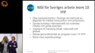 Hållbara livsstilar - Åsa Söderberg