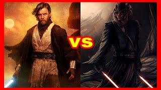 Star Wars Versus Series: Obi-Wan Kenobi Vs.  Kas'im