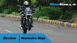 getlinkyoutube.com-Mahindra Mojo Review (World Exclusive) | MotorBeam