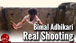 getlinkyoutube.com-Real Shooting by Bimal Adhikari