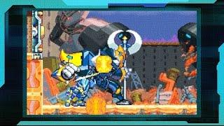 getlinkyoutube.com-Megaman Zero 4 - 100% No Damage Completion Run