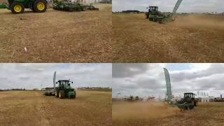 Great Olains 8.0 Turbo-Max at Innovagri in France