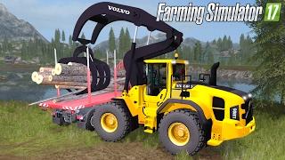 getlinkyoutube.com-Farming Simulator 17 - VOLVO L180G HIGH-LIFT