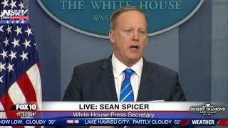 getlinkyoutube.com-FULL: Sean Spicer White House Press Briefing 2/27/17