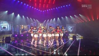 [HD] [101121] SNSD - Hoot + Win (Encore) [1080p]